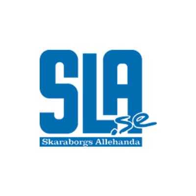 Skaraborgs Allehanda's logotype