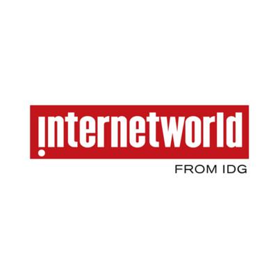 Logotyp för Internetworld