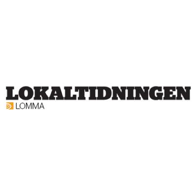 Lokaltidningen Lomma's logotype