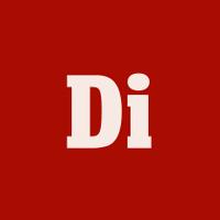 Logotyp för Dagens industri