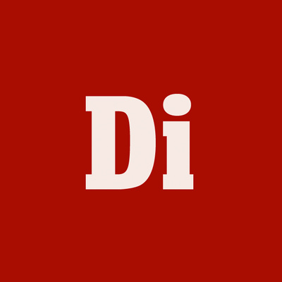 Dagens industri's logotype