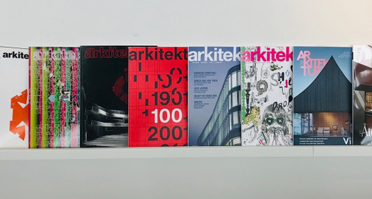 Arkitektur's cover image