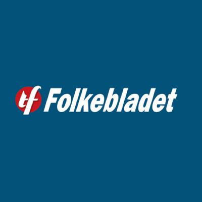 Folkebladets logo