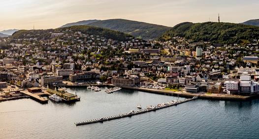Harstad Tidende's cover image