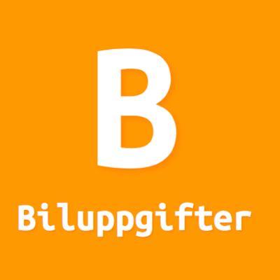 Biluppgifter's logotype