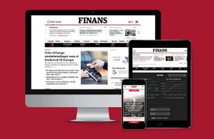 finans.dk and m.finans.dk