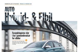 Hybrid og El-bil 28. august 2020