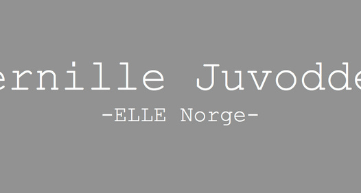 Pernille Juvodden's cover image