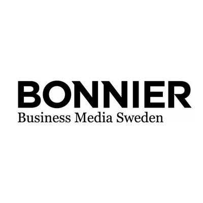 Logotyp för Bonnier Business Media