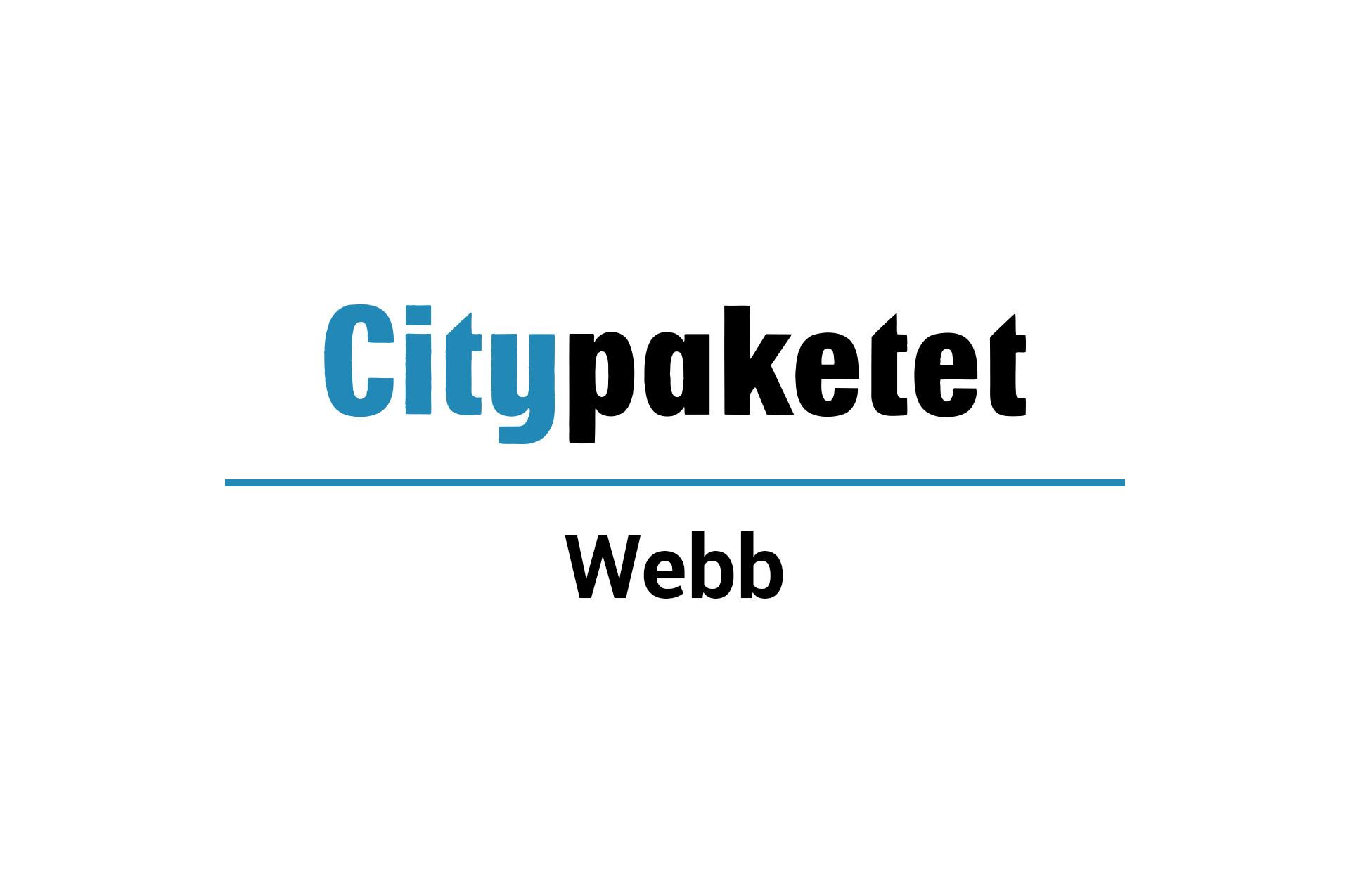 Citywebb