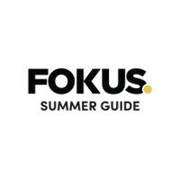 Logotyp för Fokus Summer Guide