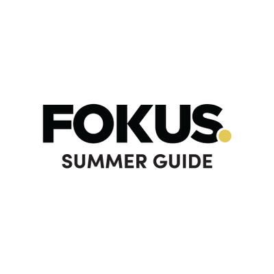 Fokus Summer Guide's logotype