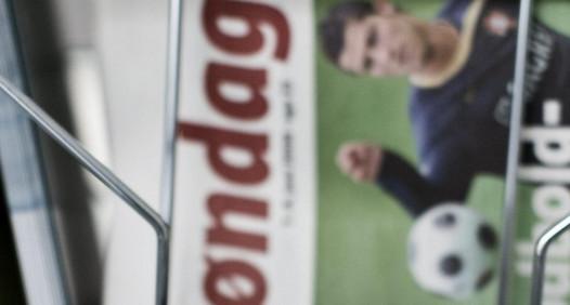 Søndagsavisen's cover image