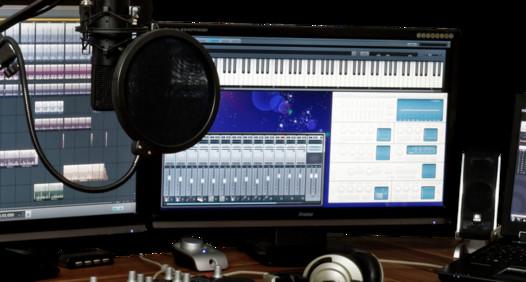 Omslagsbild för Studio