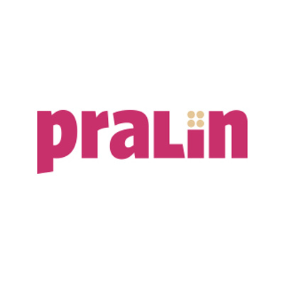 Logotyp för Pralin