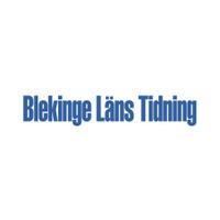 Logotyp för Blekinge Läns Tidning