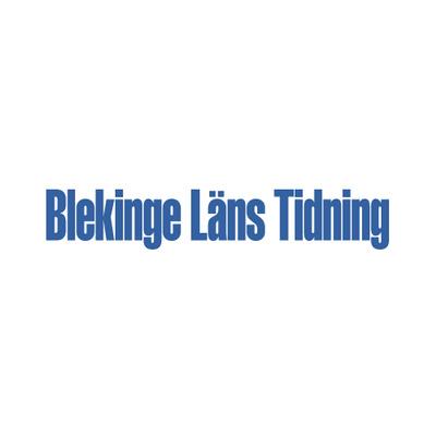 Blekinge Läns Tidning's logotype