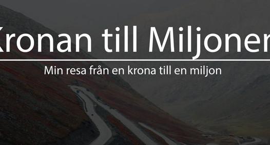 Omslagsbild för Kronan till Miljonen