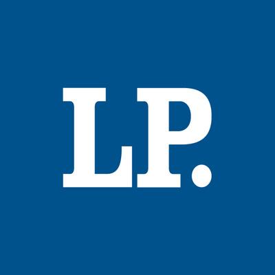 Logotyp för Linköpings-Posten