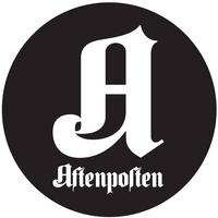 Logotyp för Aftenposten