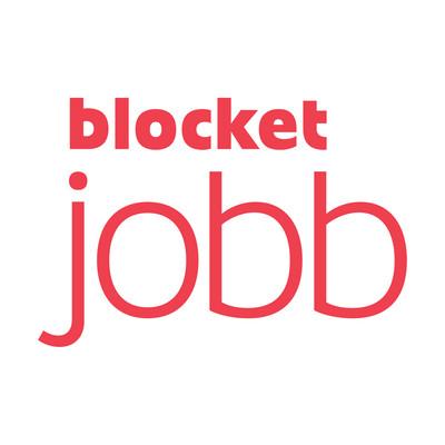 Blocket Jobb's logotype