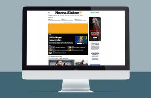 Annonsplats Panorama