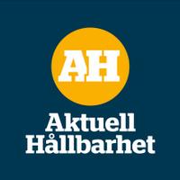 Logotyp för Aktuell Hållbarhet