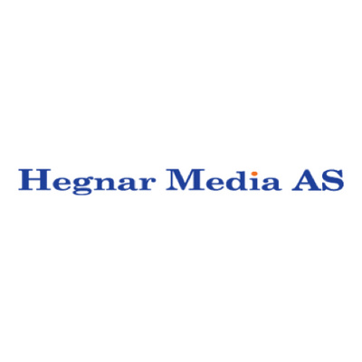 Hegnar Media's logotype