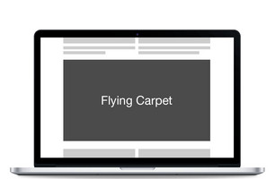Flying Carpet / Interscroller