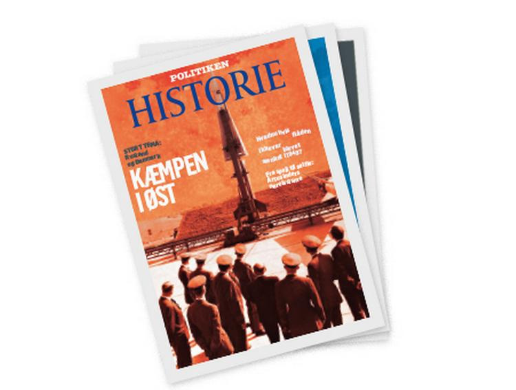 Historie - udgivelser 2020
