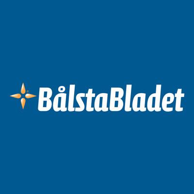 Logotyp för BålstaBladet