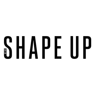 Logotyp för Shapeup