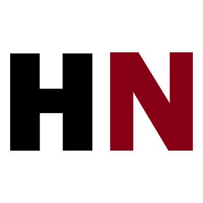 Höglandsnytt's logotype