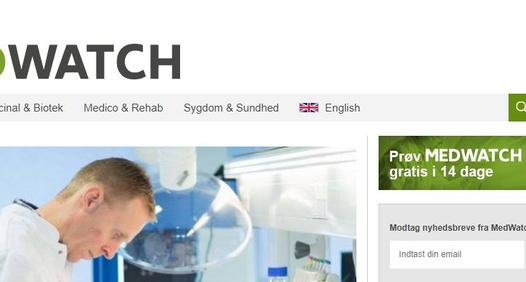 Omslagsbild för Medwatch