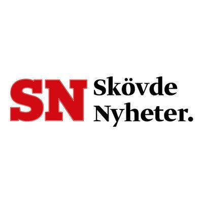 Skövde Nyheter's logo