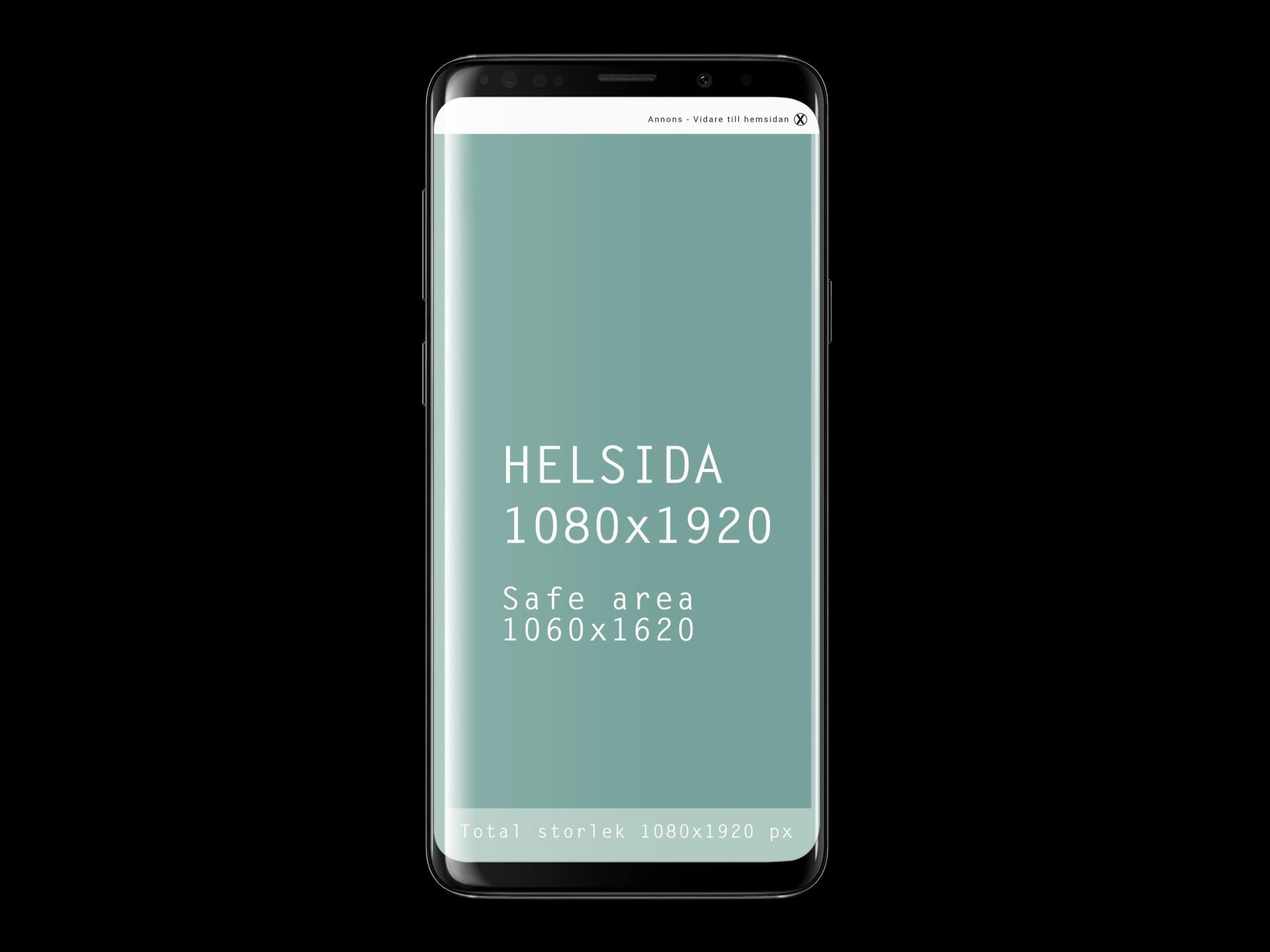 Helsida - Mobil
