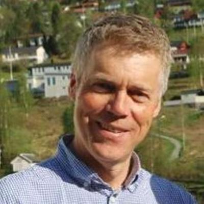 Ove André Aarskogs profilbilde