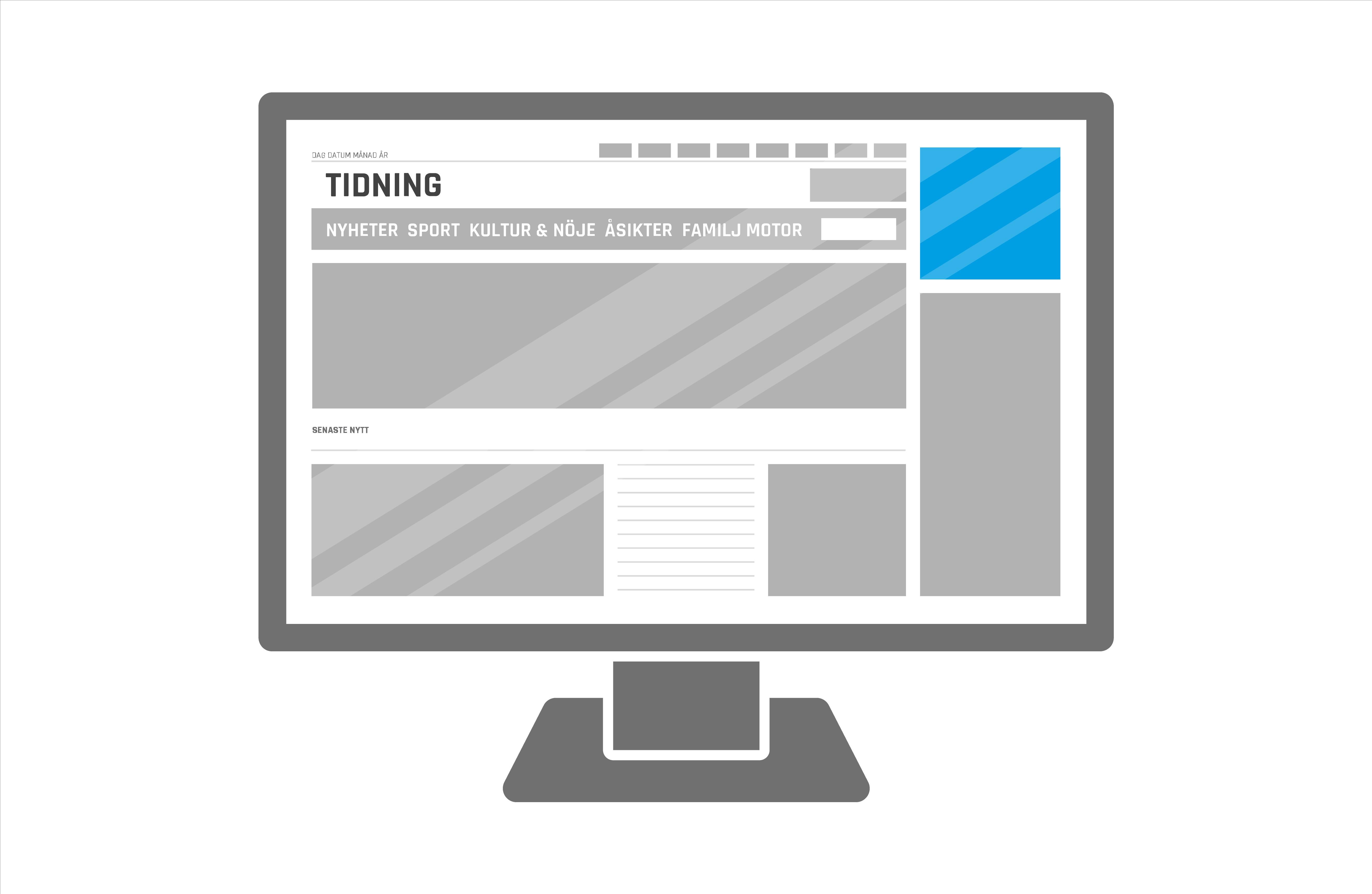 Widescreen Desktop/Tablet