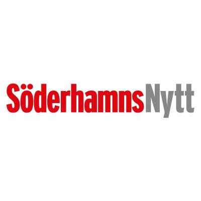 Logotyp för SöderhamnsNytt