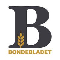 Bondebladet's logotype