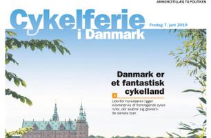 Dansk Cykelferie 22. maj 2020