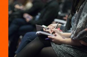 Skräddarsydda bilagor, event och seminarier