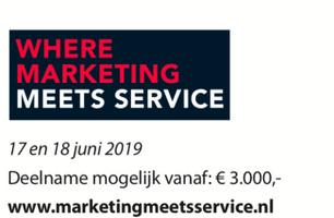 Where Marketing Meets Service