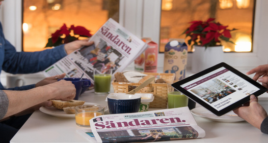 Sändaren's cover image