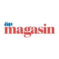 Logotyp för ÖP Magasin