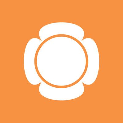 Helahälsingland's logotype
