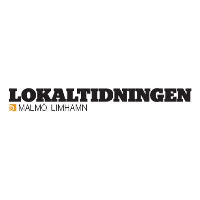 Logotyp för Lokaltidningen Limhamn