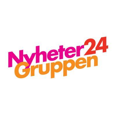 Logotyp för Nyheter24-Gruppen