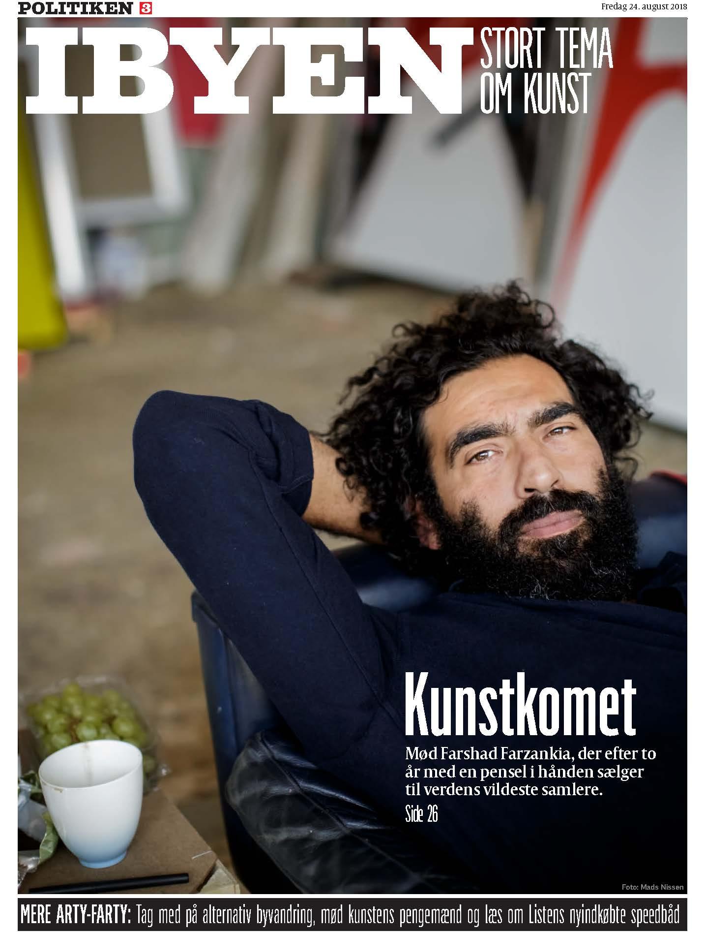 Kunst (Chart)fredag 23. august 2019