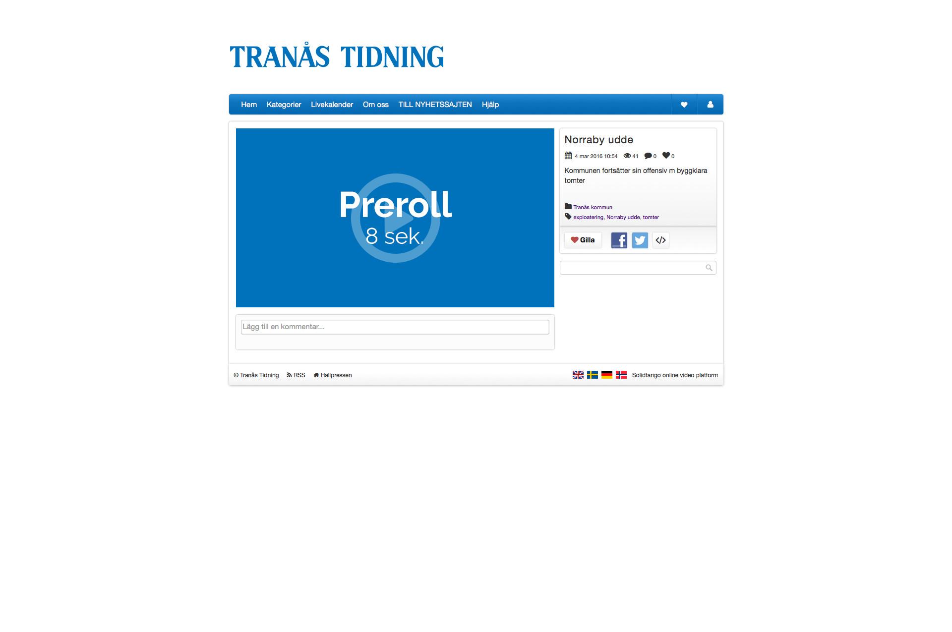 Preroll